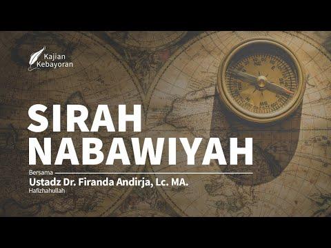 live:-sirah-nabawiyah-#22---ustadz-firanda-andirja