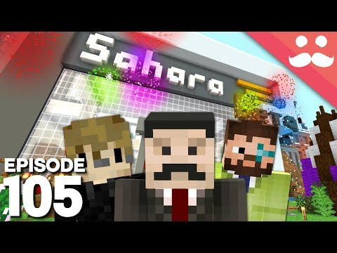 Hermitcraft 6: Episode 105 - SAHARA IS OPEN!