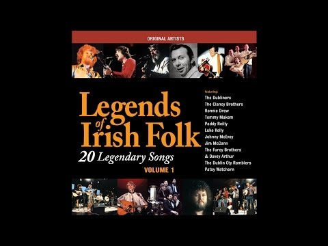 Luke Kelly With The Dubliners  Song for Ireland Audio Stream