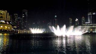 Dubai Musical Water Fountain at Burj Khalifa Thumbnail