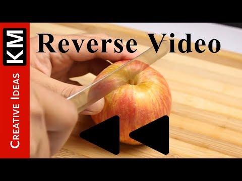 Amazing Reverse Video