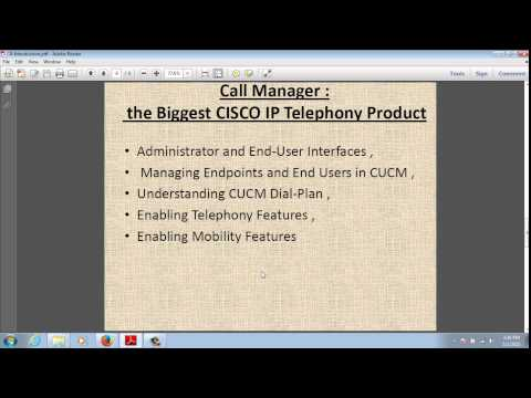 CCNA Voice 640 461 ICOMM By Eng Mohamed Adel | Arabic