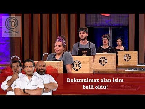 Dokunulmazlığı Kazanan Isim Belli Oldu! | 11.Bölüm | MasterChef Türkiye