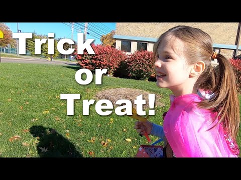 Autism| Giant Halloween Event and A Loose Tooth