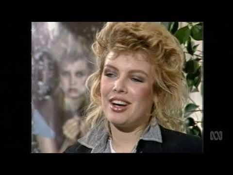 Kim Wilde Interview & 'Love Blonde' ('Countdown' 2/10/83)