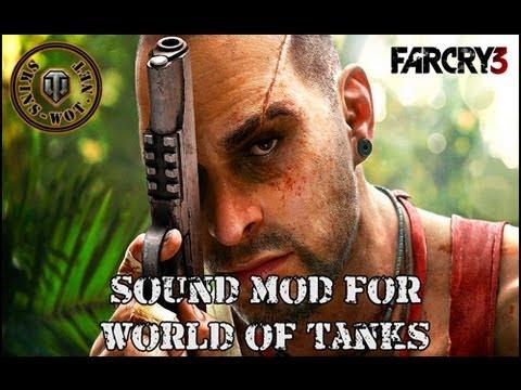 Озвучка «Far Cry 3» для World of Tanks (18+)