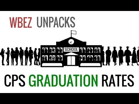 WBEZ Explains CPS Graduation Rates