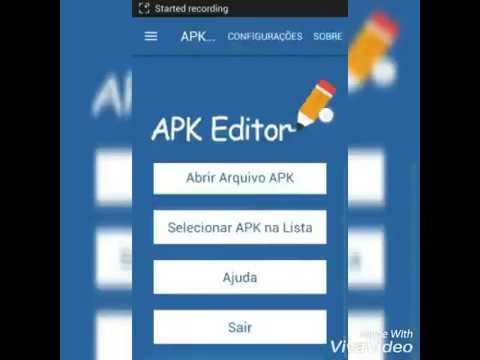 DOWNLOAD APK EDITOR PRO SEM ERROS E BALDIS BASICS ANDROID!