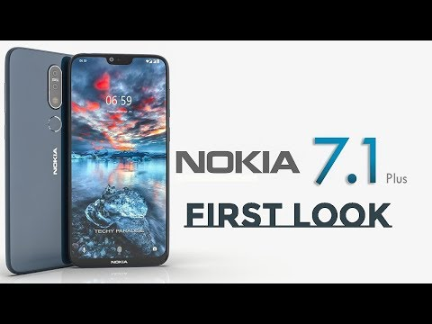 Nokia 7.1 Plus हुआ  launch II Nokia 7.1 Plus 11 Oct  2018