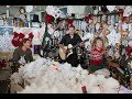 watch he video of Hanson: NPR Music Holiday Tiny Desk Concert