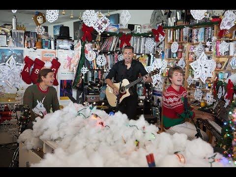 Hanson: NPR Music Holiday Tiny Desk Concert Mp3
