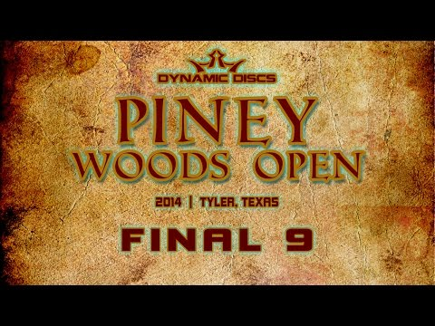 2014 Piney Woods Open Final 9