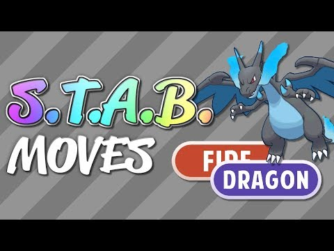 Battle Guide: Pokemon STAB Moves Explained