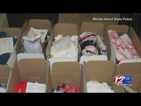State Police charge New York women with possessing stolen goods