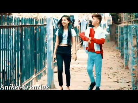 Bewafa Hai Tu |heart Touching Love Story 2018| Latest Hindi New Song|Aniket Creative|till Watch End
