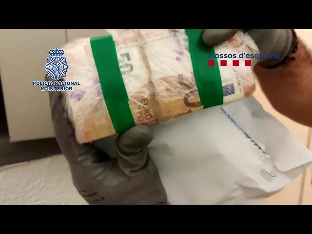 Desmantelada una red de venta de drogas en Murcia con 71 detenidos.