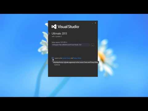 01. How to Install Microsoft Visual Studio 2013 Ultimate