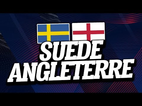 🔴 [ LIVE ] SUEDE - ANGLETERRE // Club House