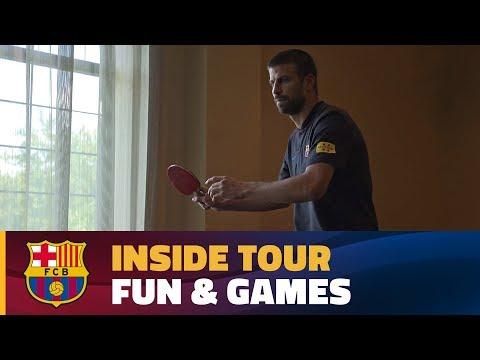 INSIDE TOUR | Hotel fun & Games
