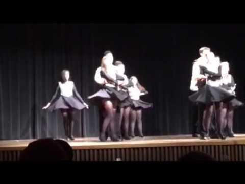 Lance's Encore Show Choir End of Freshmen Yr Performance 5/23/16 Adele