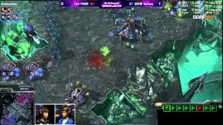 Life vs Soulkey (ZvZ) - Code S Ro16 Group B Match 3 Set 2, 2015 GSL Season 1 - StarCraft 2