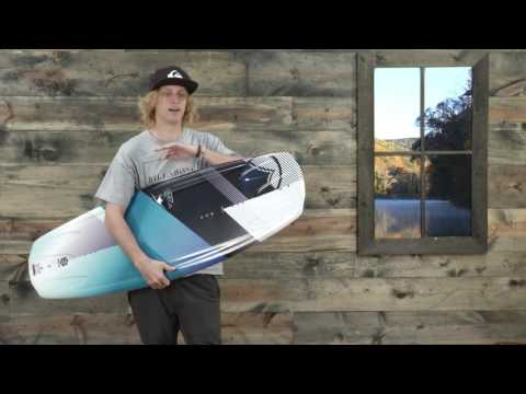 2017 Liquid Force Omega Grind Wakeboard - Review - The-House.com