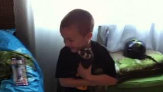 Ethan Suprise Ferret