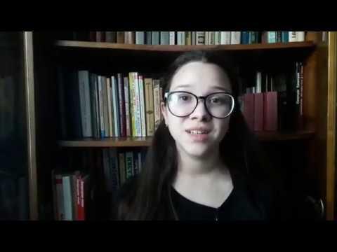 Изображение предпросмотра прочтения – МарияЛапина читает произведение «Книги в красном переплете» М.И.Цветаевой