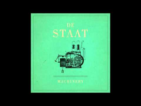 De Staat - Machinery (Full Album)