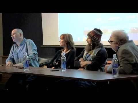 Panel on Independent Film (Landlocked Film Festival 2012)