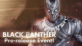 MARVEL: Future Fight - Black Panther Movie Event