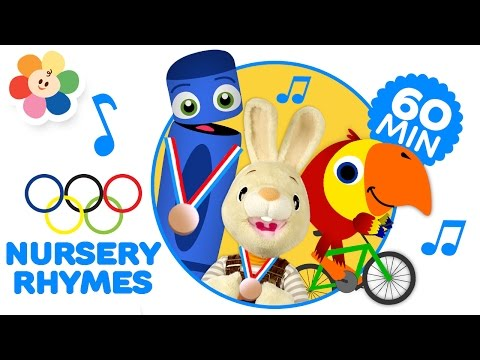 Rio 2016 Olympics song for Kids compilation | 2016 Summer Games Song for Children & more | BabyFirst