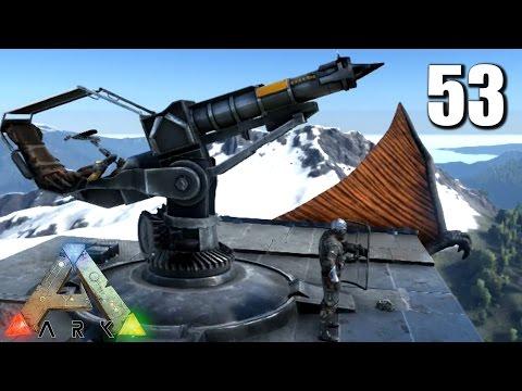 ARK ♠?♠ #053 RAID EZGetRekt    Ark Survival Evolved German   Ark Deutsch