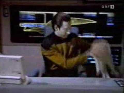 [Star Trek: TNG] Data's Southern Accent