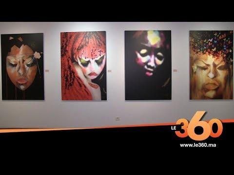 Le360.ma •Bouthaina Azami A La Villa Des Arts De Rabat