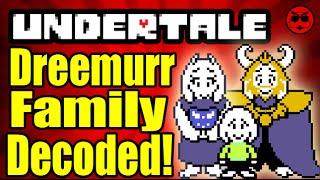 UNDERTALE Dreemurr Family Decoded! - Game Exchange