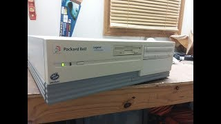 Rebuilding the Packard Bell Legend 1510 Supreme