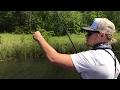 Worlds biggest redneck bed fishing
