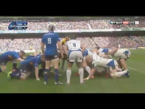 Leinster v Bath