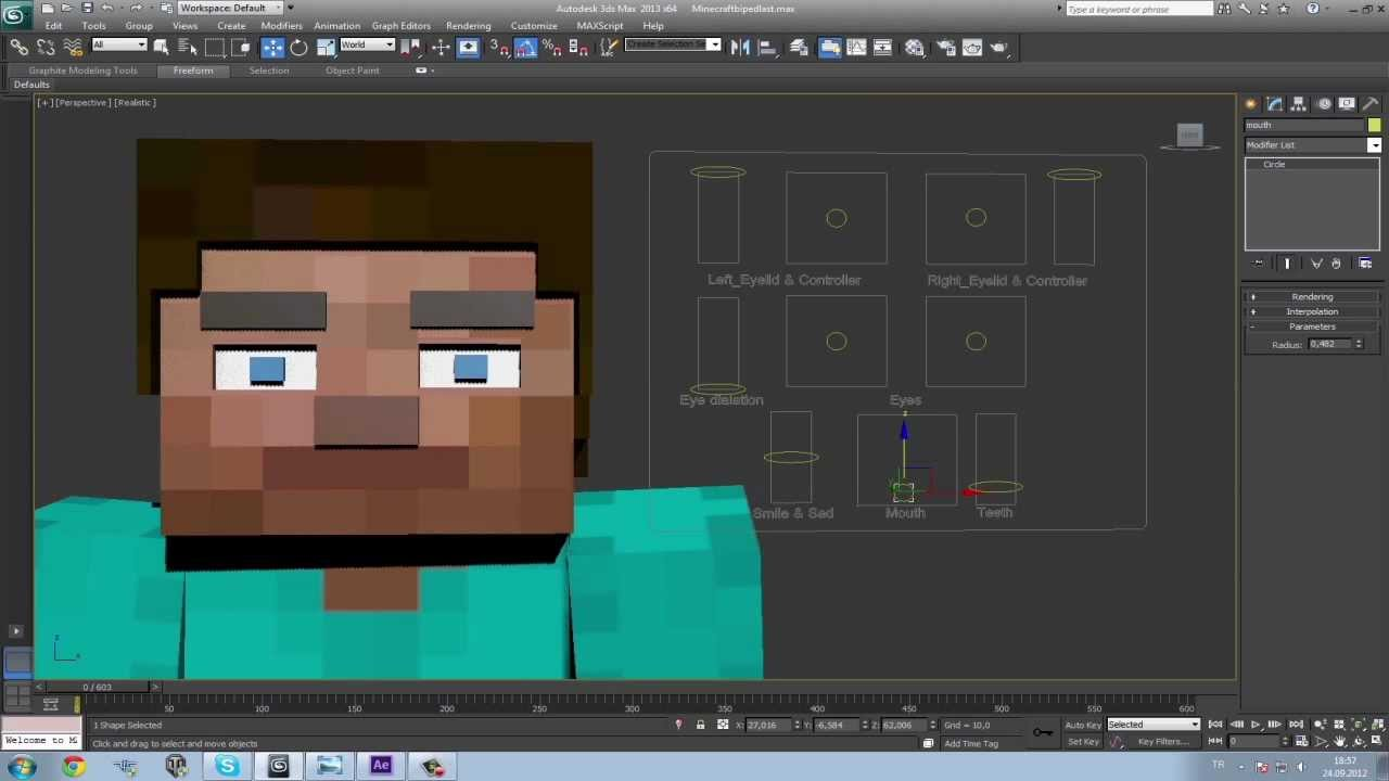 Download 1 800 biped animation files 3ds max youtube.
