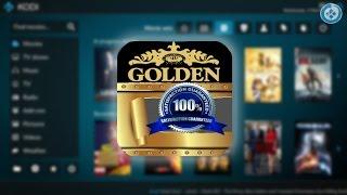 Como Instalar Addon Golden TV en Kodi 17 Kryton [Latino, Castellano e Ingles]
