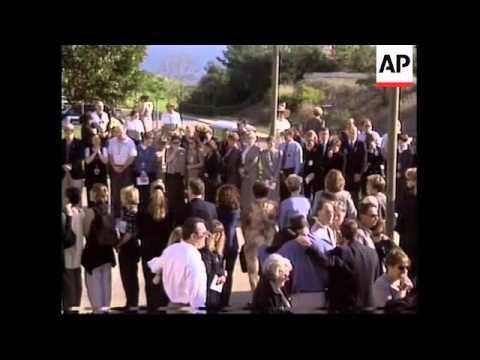 Usa Alaska Airlines Flight 261 Crash Memorial Youtube