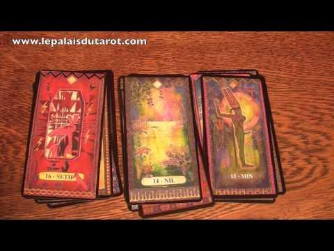 Oracle Egyptien 58 Cartes /& livret Edition Femme Actuelle