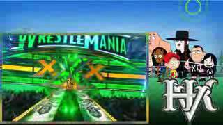 HVK CHANNELThe Shield vs The New Age Outlaws Six man tag team match WrestleMania XXX