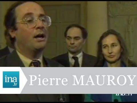 les Quadras du PS reçus par Pierre Mauroy  - Archive vidéo INA