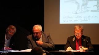 """""""Gott ist dran"""" (F.K. Waechter) gelesen von F.W. Bernstein, Bernd Eilert, Pit Knorr und Hans Zippert"""
