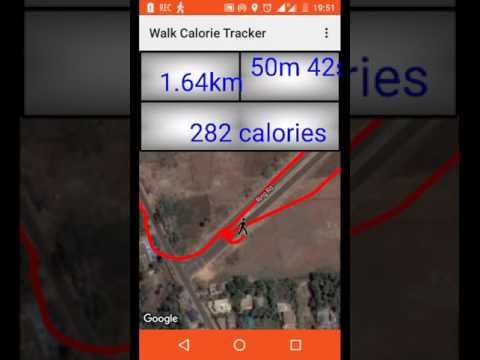How Many Calories Burned In Walking Use Walk Calorie Tracker App