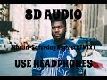 (8D AUDIO!!!)Khalid-Saturday Nights(REMIX)(Ft. Kane Brown)(USE HEADPHONES!!!) Mp3