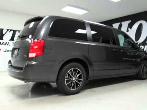 2016 dodge grand caravan mini van rt for sale plano tx youtube. Black Bedroom Furniture Sets. Home Design Ideas