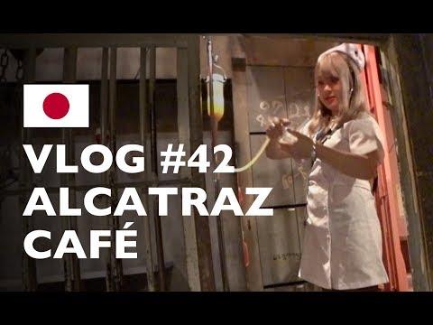 VLOG #42 : JAPON TOKYO ALCATRAZ CAFE (UN CAFÉ PRISON TRÈS SPÉCIAL)